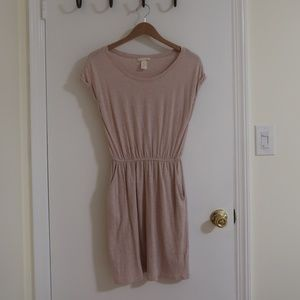 H&M Basic Cotton Dress Perfect for Summer